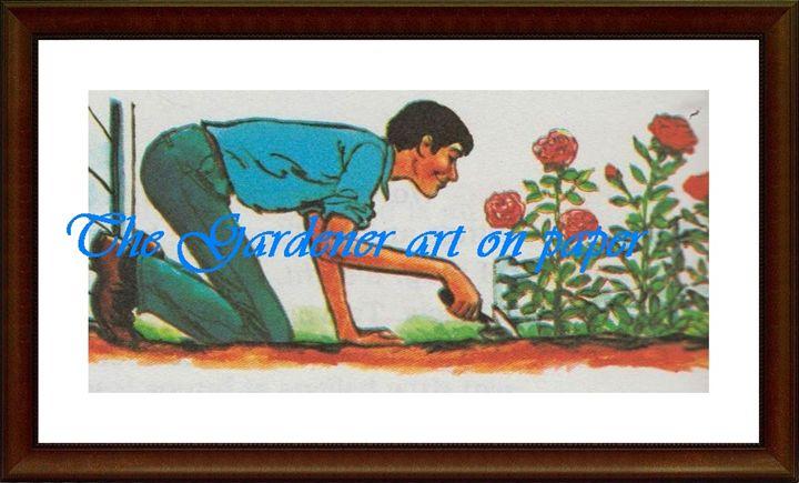 The Gardener - Matrix Collection