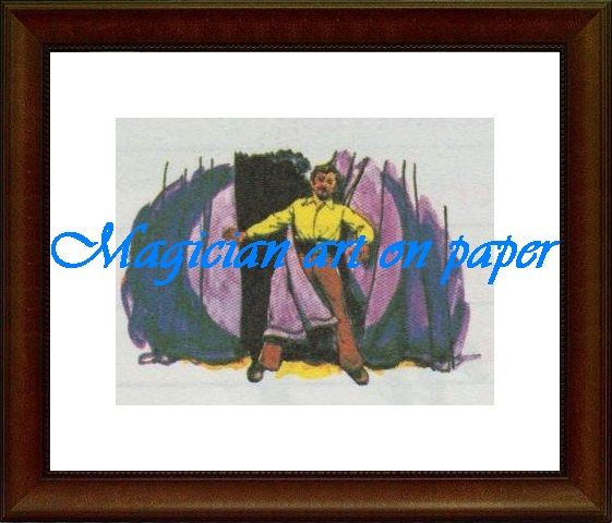 Magician on Paper - Matrix Collection