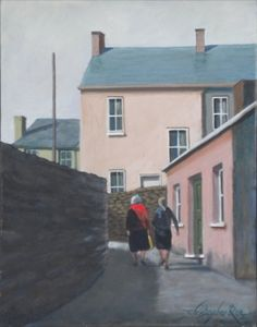 Off to the Shops, Kinsale, Ireland