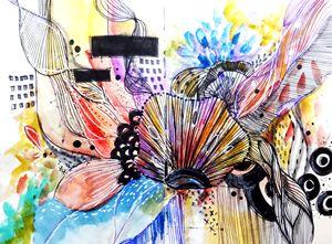 Abstract Illustration I1