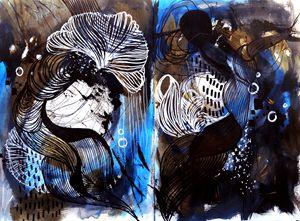 Art series | Abstract Illustrations