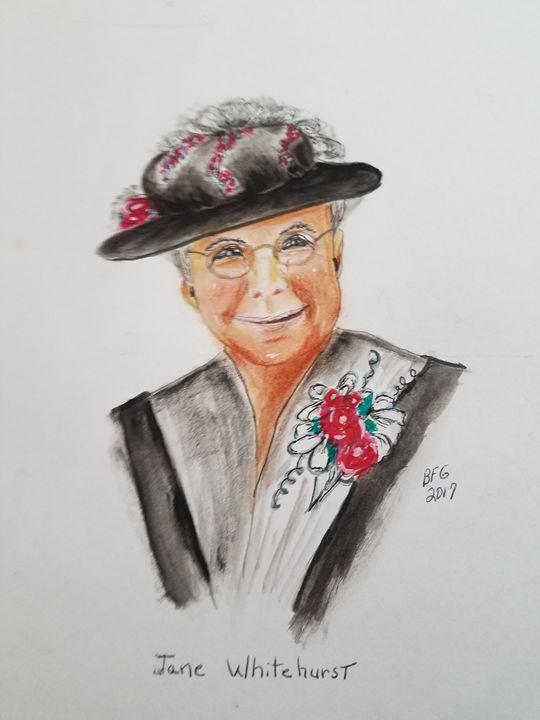 My Great Grandmother - Brenda Faye Griffith