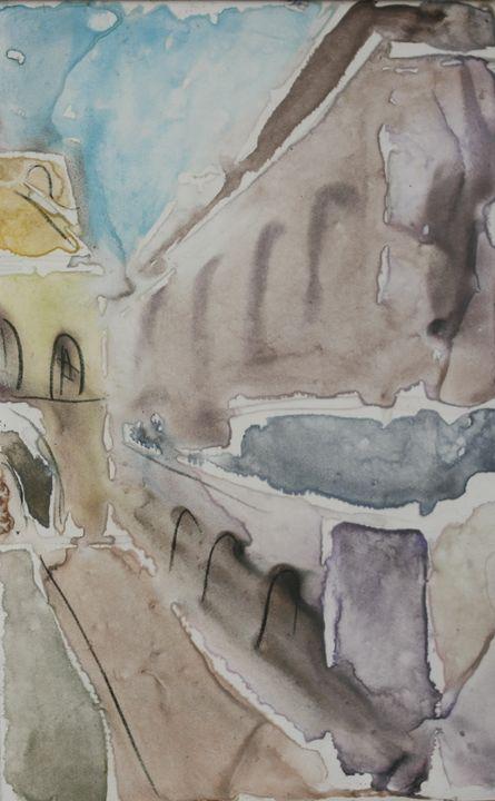 GATES OF DAWN - right - Vaidoto art