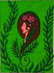 Lady Nature