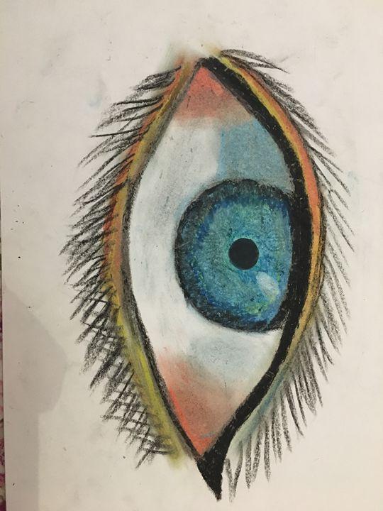 Eye - Love art❤