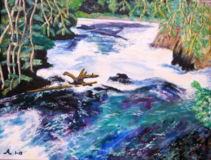 Rassian River Tributary