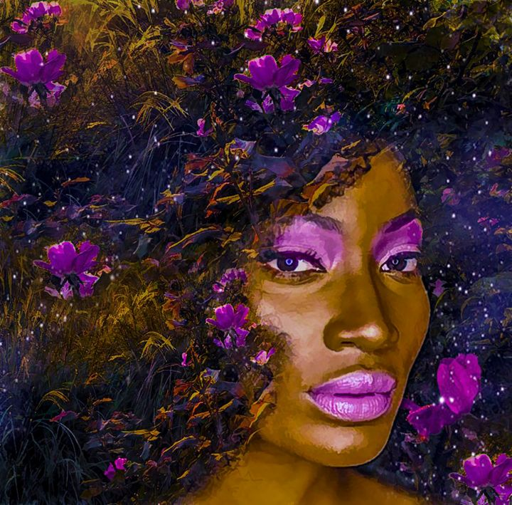 garden of beauty - fanatic creations