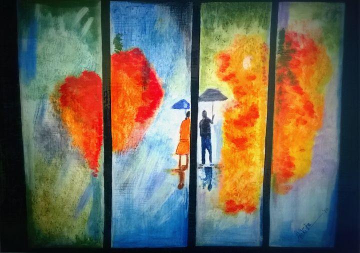 Togetherness - Ankita's Art Work