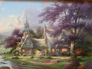 Clock Tower Cottage  by Thomas Kinka
