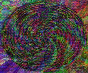 inside a black hole