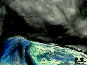 flashback of the sea