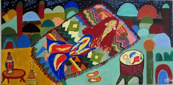 Sleeping Beauty - nkazi3333