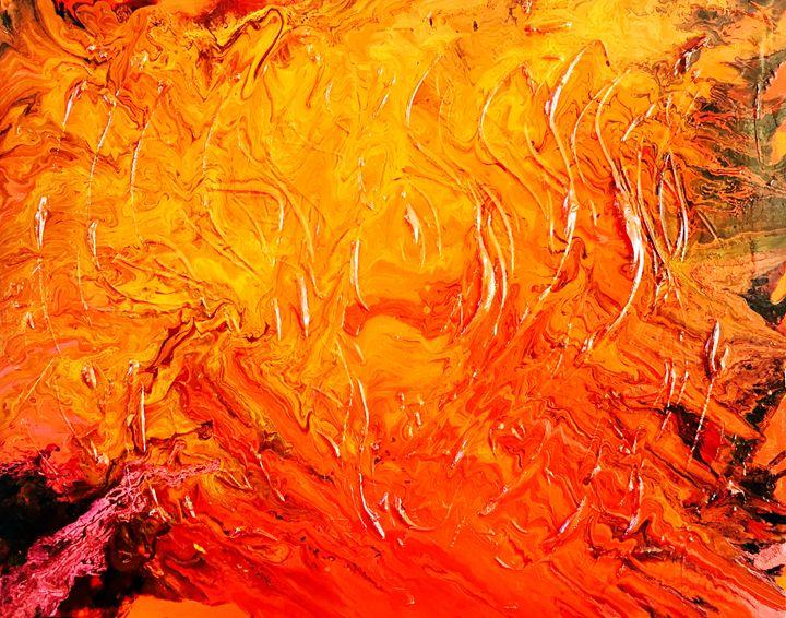 Inferno - Christina Carraway Creations