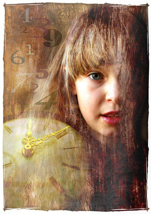 Hidden behind Time - Olga's Layers