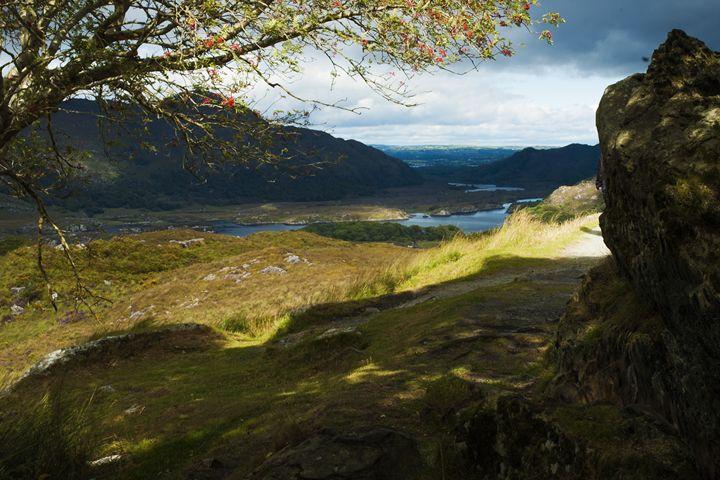 Killarney mountains, Ireland - Photowitch