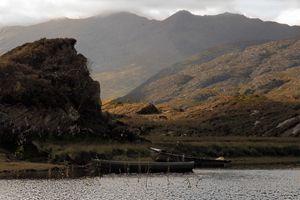 Irish landscape Killarney