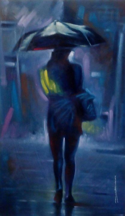 Night rain - Dodd Brown Nkpa
