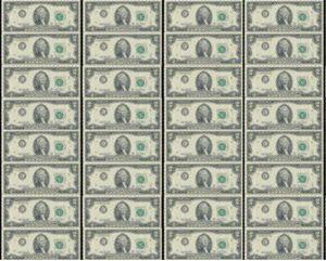 uncut money