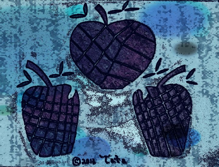 Bamboo Trio Apples - Tata Kimfa