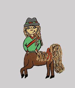 Calalia, The Centaur Girl