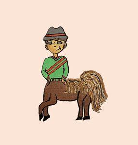Caleb, The Centaur Boy