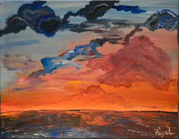Drama in the Sky - Love for Art