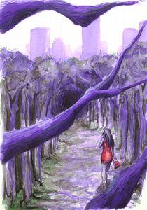 Urban Fairytale - Works by Kyle Shaw Huneycutt