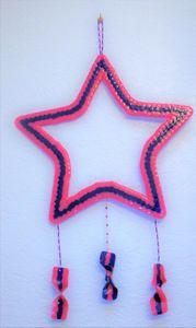 Pink & Blue Stars