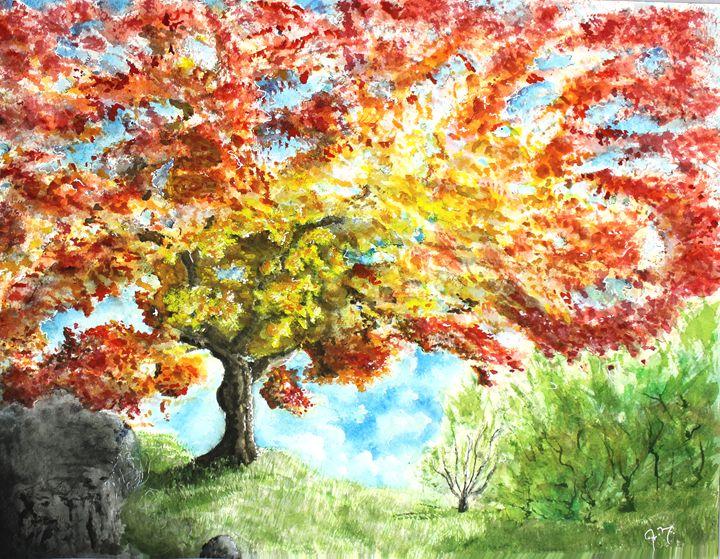 Autumn Bloom - JRNuzum