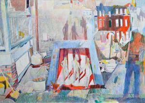Looks Like There's Walls Around Us - Duncan Rutstein