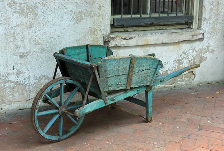 Cart for Sale - Images by Suzanne Gaff