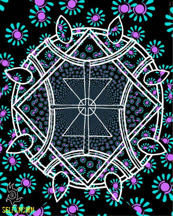 Super Symmetry - Self Known
