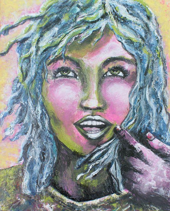 Cheer - Daphne Layne Fine Art