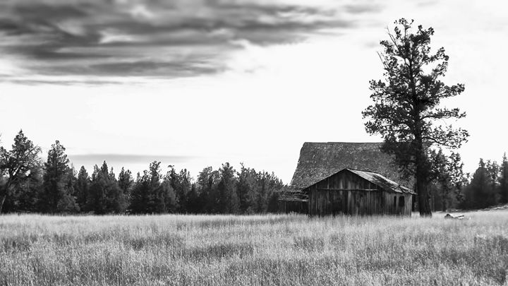 """Old Barn"" - The Photography of Michael C Bertsch"