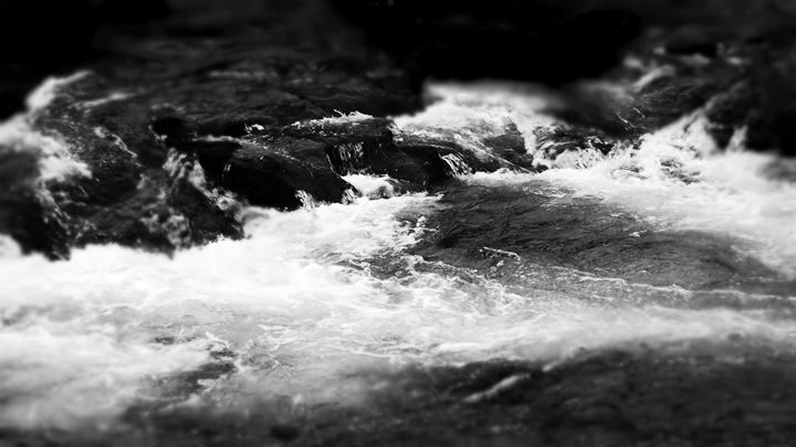 """Rapids in the winter"" - The Photography of Michael C Bertsch"
