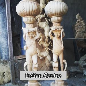 Child carving - Indian Centre