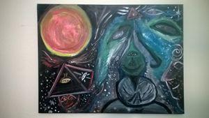The Happy Trancendant Alien