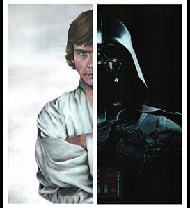 Skywalker diptych