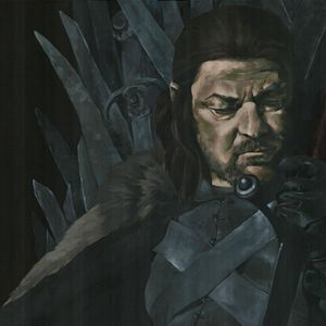 Eddard Stark, big portrait