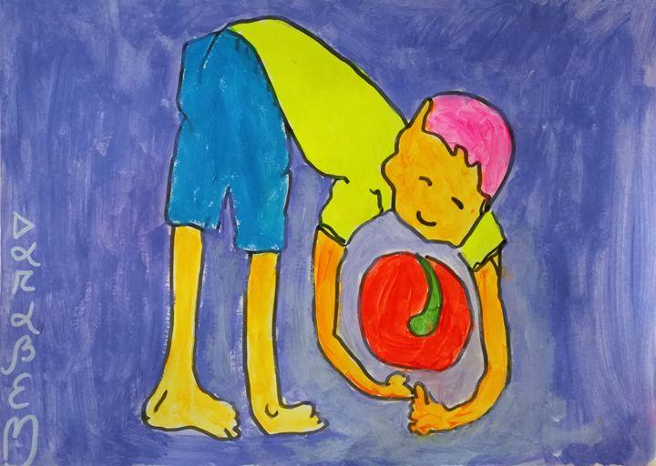 Ball (and) boy - Darabem artist