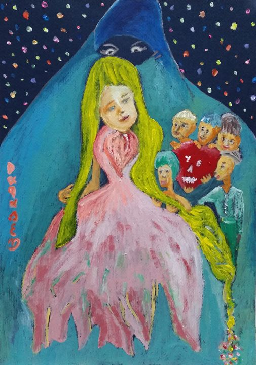 The gift - Darabem artist