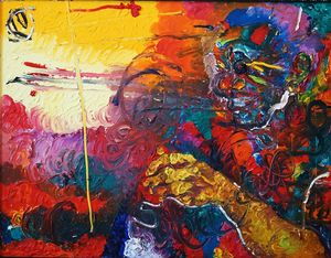 Vietnam Vet - VietNam_Modern Art