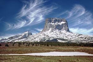 Chief Mountain - Rod Jones Photography