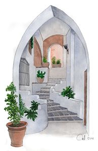 Tarragona Archway - Rod Jones Photography