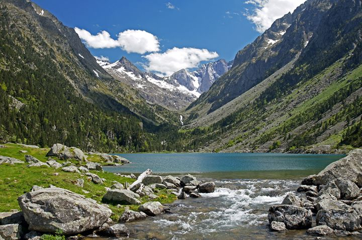Lac de Gaube - Rod Jones Photography