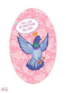 Pigeon Queen