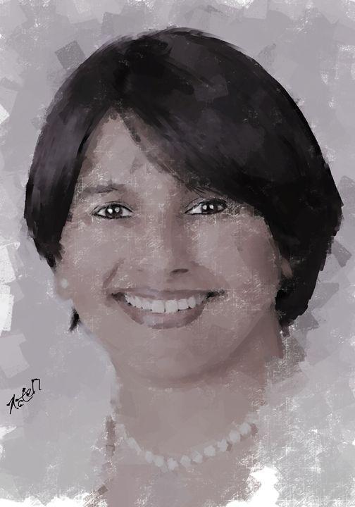 For Gaurav - Peculiar art by Nate