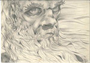 Mythic (pencil)