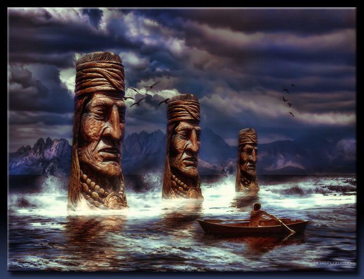 Apodaca Lake - Richard Gerhard