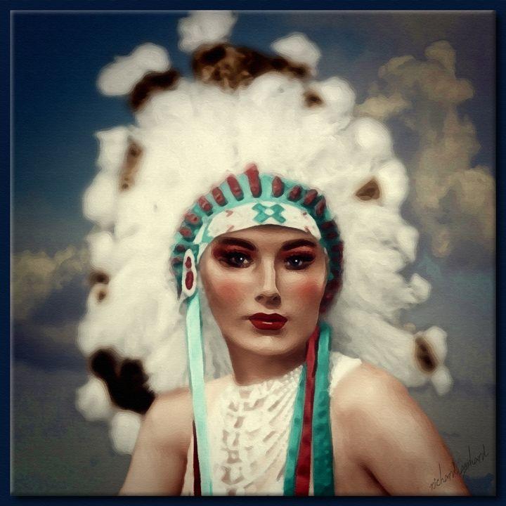 Indian Princess - Richard Gerhard